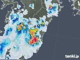 2021年07月13日の宮崎県の雨雲レーダー
