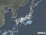 2021年07月14日の雨雲レーダー