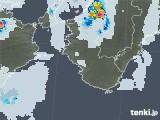 2021年07月14日の和歌山県の雨雲レーダー