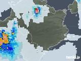 2021年07月14日の徳島県の雨雲レーダー