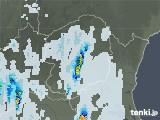 2021年07月15日の栃木県の雨雲レーダー