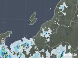 2021年07月15日の新潟県の雨雲レーダー