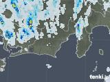 2021年07月15日の静岡県の雨雲レーダー