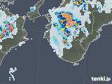 2021年07月15日の和歌山県の雨雲レーダー
