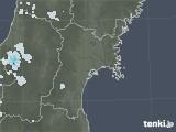 2021年07月15日の宮城県の雨雲レーダー