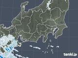 2021年07月16日の関東・甲信地方の雨雲レーダー