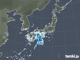 2021年07月16日の雨雲レーダー