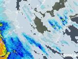 2021年07月16日の和歌山県の雨雲レーダー