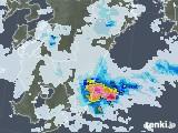 2021年07月16日の宮崎県の雨雲レーダー