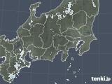 2021年07月17日の関東・甲信地方の雨雲レーダー