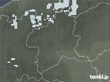 2021年07月17日の群馬県の雨雲レーダー