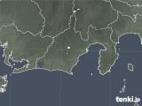 2021年07月17日の静岡県の雨雲レーダー