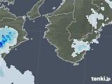 2021年07月17日の和歌山県の雨雲レーダー