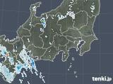 2021年07月18日の関東・甲信地方の雨雲レーダー