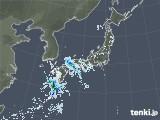 2021年07月18日の雨雲レーダー