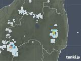 2021年07月18日の福島県の雨雲レーダー