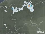 2021年07月18日の群馬県の雨雲レーダー