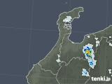 2021年07月18日の石川県の雨雲レーダー