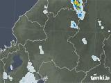 2021年07月18日の岐阜県の雨雲レーダー