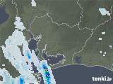 2021年07月18日の愛知県の雨雲レーダー