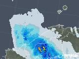 2021年07月18日の島根県の雨雲レーダー