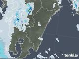 2021年07月18日の宮崎県の雨雲レーダー