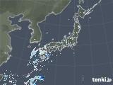 2021年07月19日の雨雲レーダー
