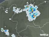 2021年07月19日の群馬県の雨雲レーダー