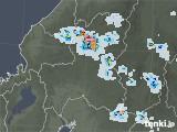 2021年07月19日の岐阜県の雨雲レーダー