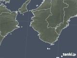 2021年07月19日の和歌山県の雨雲レーダー