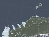 2021年07月19日の島根県の雨雲レーダー
