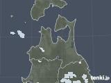 2021年07月19日の青森県の雨雲レーダー