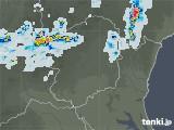 2021年07月20日の栃木県の雨雲レーダー