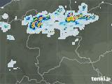 2021年07月20日の群馬県の雨雲レーダー