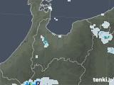 2021年07月20日の富山県の雨雲レーダー