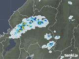 2021年07月20日の岐阜県の雨雲レーダー
