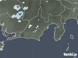 2021年07月20日の静岡県の雨雲レーダー