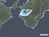 2021年07月20日の和歌山県の雨雲レーダー