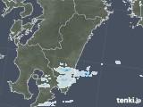 2021年07月20日の宮崎県の雨雲レーダー