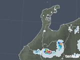 2021年07月21日の石川県の雨雲レーダー