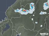 2021年07月21日の岐阜県の雨雲レーダー