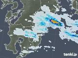 2021年07月21日の宮崎県の雨雲レーダー