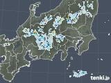 2021年07月22日の関東・甲信地方の雨雲レーダー