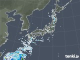 2021年07月22日の雨雲レーダー
