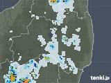 2021年07月22日の福島県の雨雲レーダー