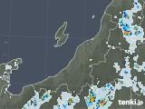 2021年07月22日の新潟県の雨雲レーダー