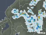 2021年07月22日の岐阜県の雨雲レーダー