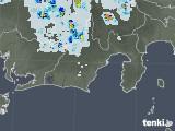 2021年07月22日の静岡県の雨雲レーダー