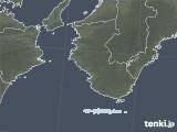 2021年07月22日の和歌山県の雨雲レーダー
