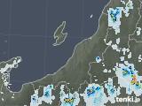 2021年07月23日の新潟県の雨雲レーダー